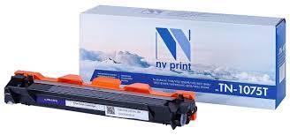 <b>Картридж NV Print TN-1075T</b> для Brother, совместимый — купить ...
