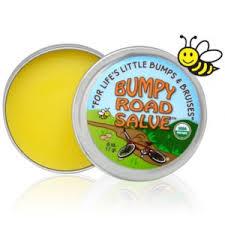 <b>Мазь</b> от ушибов и гематом Sierra Bees <b>Bumpy Road Salve</b> ...