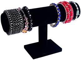 Hivory Single T-Bar Bracelet Holder for Jewlery ... - Amazon.com