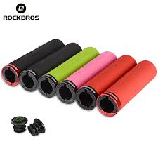 Handlebar Grips, Tape & Pads Sporting Goods <b>1Pair Outdoor Bike</b> ...