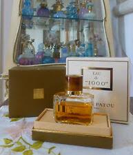 Eau de parfum Jean Patou <b>1000</b> аромат название 1.0 унций ...