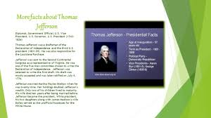 thomas jefferson by fatima rosas birth shadwell more facts about thomas jefferson diplomat government official u s