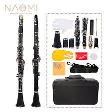 <b>Naomi</b> professional bb <b>17</b>-<b>key</b> clarinet abs clarinet cupronickel ...