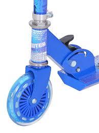 <b>Самокат</b> детский <b>2</b>-<b>х колесный</b> синий - купить в Омске по цене ...