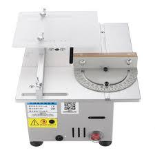raitool™ dc 12-24v t6 <b>mini</b> precision <b>table</b> saws <b>diy</b> wood working ...