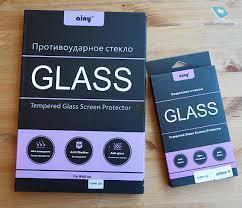 Mobile-review.com Противоударное <b>защитное стекло Ainy</b>, или ...