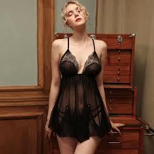 Clothing, Shoes & Accessories Hot <b>Womens</b> LACE <b>SHEER</b> Lingere ...
