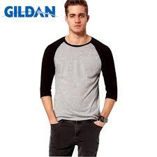<b>Gildan</b> New <b>Fashion</b> Summer Autumn Men T Shirts <b>O Neck</b> 100 ...