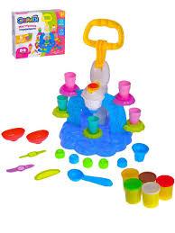"""<b>Набор</b> для игры с пластилином """"Фабрика мороженого"""" <b>Эврики</b> ..."""