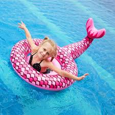Baby <b>Swimming Ring Cartoon Inflatable Kids</b> Infant <b>Cartoon Float</b> Sit ...