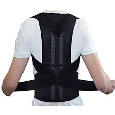 <b>Adjustable</b> Back Support <b>Posture Corrector</b> Brace Posture ...