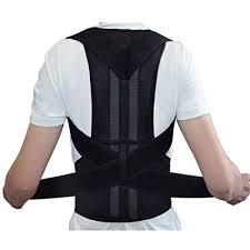 Adjustable <b>Back</b> Support Posture <b>Corrector</b> Brace Posture ...