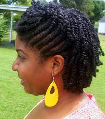 Natural Twist Hairstyles Natural Hairstyles Flat Twist Hairstyle Picture Magz