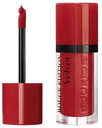 Bourjois жидкая <b>помада для губ</b> Rouge Edition <b>Velvet</b> — купить по ...