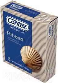 <b>Contex Ribbed</b> №3 <b>Презервативы</b> купить в Минске