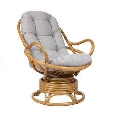 <b>Кресло</b>-<b>качалка Swivel Rocker</b> с подушкой мед — купить по цене ...