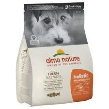 <b>Almo Nature</b> Holistic Small <b>Adult</b> Dog - Salmon & Rice. Buy Now at ...