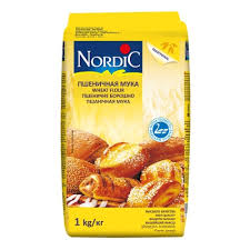 <b>Мука Nordic</b> (<b>Нордик</b>) <b>пшеничная</b>, 1000 гр. — купить в интернет ...