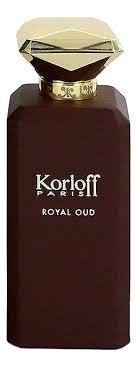 <b>Korloff Paris</b> Royal Oud — мужские и женские <b>духи</b>, парфюмерная ...