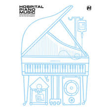 Shop – Various Artists – Hospital Piano Music - Hospital Records
