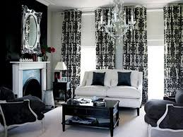 arrange display of black and white living room furniture to makeover home design black and white furniture