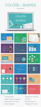colors shapes powerpoint template creative design and layout colors shapes powerpoint template creative powerpoint templates