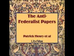 Federalist paper writers
