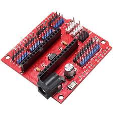 COMPONENTS NANO UNO Sensor <b>Shield multi</b>-<b>purpose</b> ...