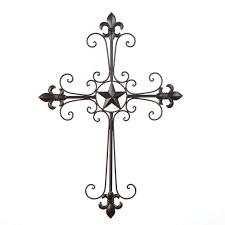 iron wall cross love: lone star wall cross  lone star wall cross
