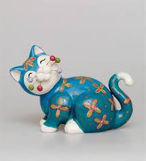 <b>Фигурка</b> «Кот Кексик» <b>CMS</b>-31/29 (Pavone) | <b>Cat</b> Sculpture ...