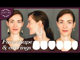 How to choose earrings for your face shape | My earring collection ...