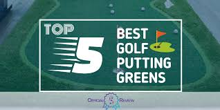 The 5 <b>Best Golf Putting</b> Greens Of December 2019 | <b>Putting</b> Green ...