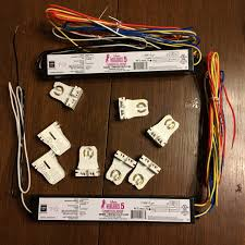 process wiring fluorescent light ballasts on the cheap ballasts and sockets two rapid start