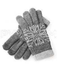 <b>Перчатки для сенсорных экранов</b> Xiaomi Wool Touch Gloves (160 ...