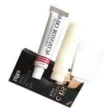 bellylady men mustache beard dye cream fast color natural black tint with 1 pair of disposable gloves