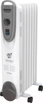 <b>Royal Clima ROR</b>-<b>C11</b>-<b>2200M</b> Масляный радиатор напольный ...