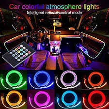 TABEN Car Interior Decoration <b>Atmosphere Light</b> LED Car Interior ...