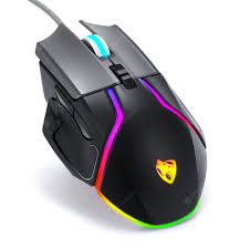 <b>For T</b>-<b>WOLF V9/V11 Gaming</b> Mouse Wired Programmable Light ...