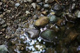 Image result for stone in stream