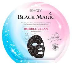 Купить <b>Маска для лица</b> Shary Bubble Clean <b>кислородная</b> ...