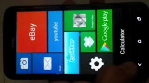 windows 8 on htc one x - YouTube