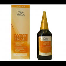 Отзывы о <b>Оттеночная краска для</b> волос Wella Collor Fresh