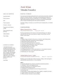 best sales cv resume samples for sales