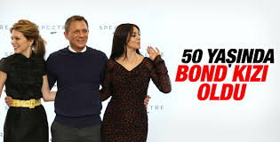 Yeni Bond kızı Monica Bellucci