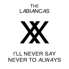 I'll <b>Never Say Never</b> to Always by The LaBiancas on Spotify