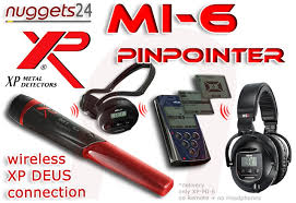 <b>XP MI</b>-<b>6 Mi6 PinPointer</b> Metalldetektor DEUS | nuggets24, 164,74 €