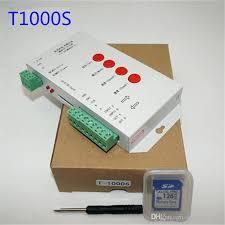 <b>T1000S</b> SD Card WS2801 WS2811 WS2812B LPD6803 <b>LED</b> 2048 ...