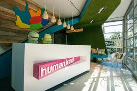 offices of humankind interior by pps architects ad agency office design