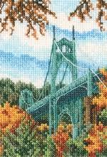 <b>Набор для вышивания RTO</b> C305 Мост Сент-Джонс