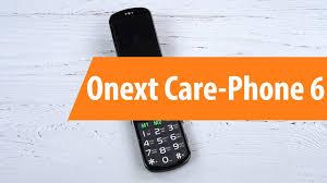 Распаковка <b>Onext Care</b>-<b>Phone</b> 6 / Unboxing <b>Onext Care</b>-<b>Phone</b> 6